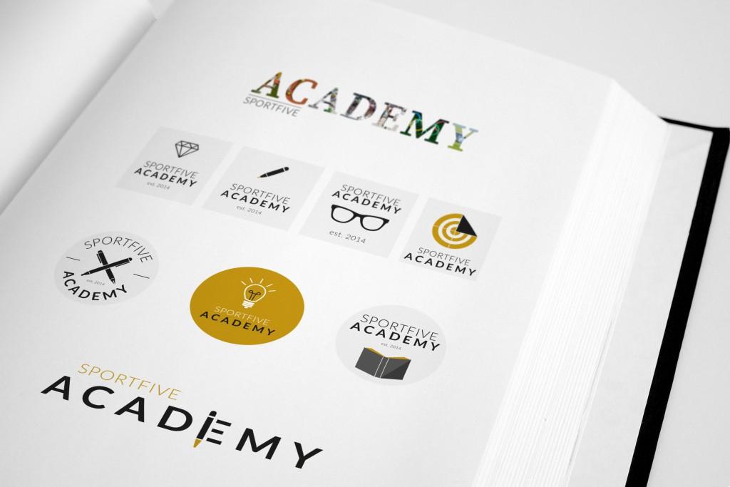 SPORTFIVE  Academy (Entwürfe)