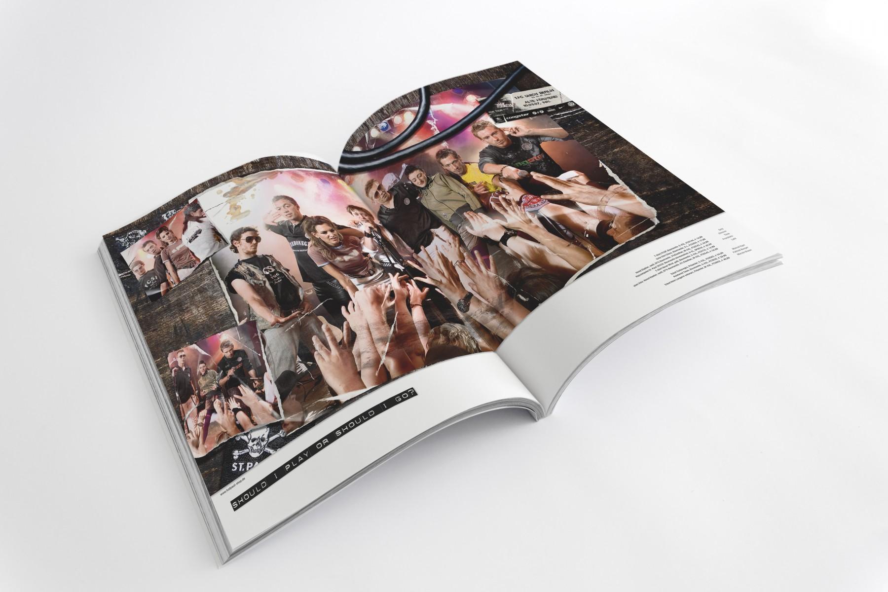 FC St. Pauli Fanartikel-Katalog